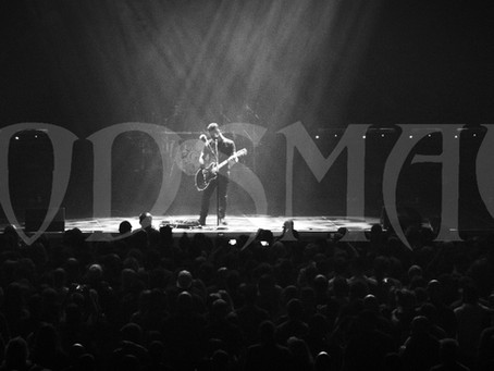 Godsmack & Volbeat Tear it Up at Baxter Arena