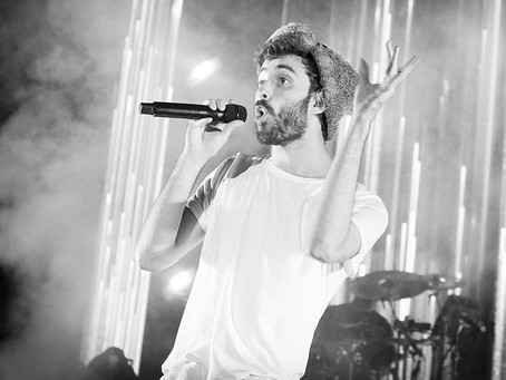 AJR Burns the House Down at Stir Cove