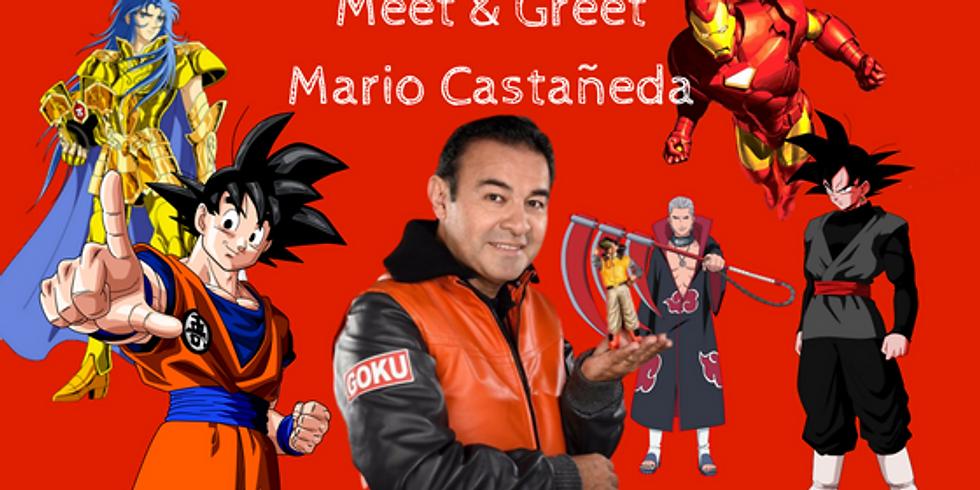 Convivencia con Mario Castañeda