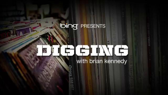 BING: DIGGING (Brian Kennedy)