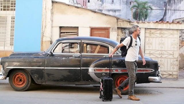 TUMI: THE CUBA COLLECTION