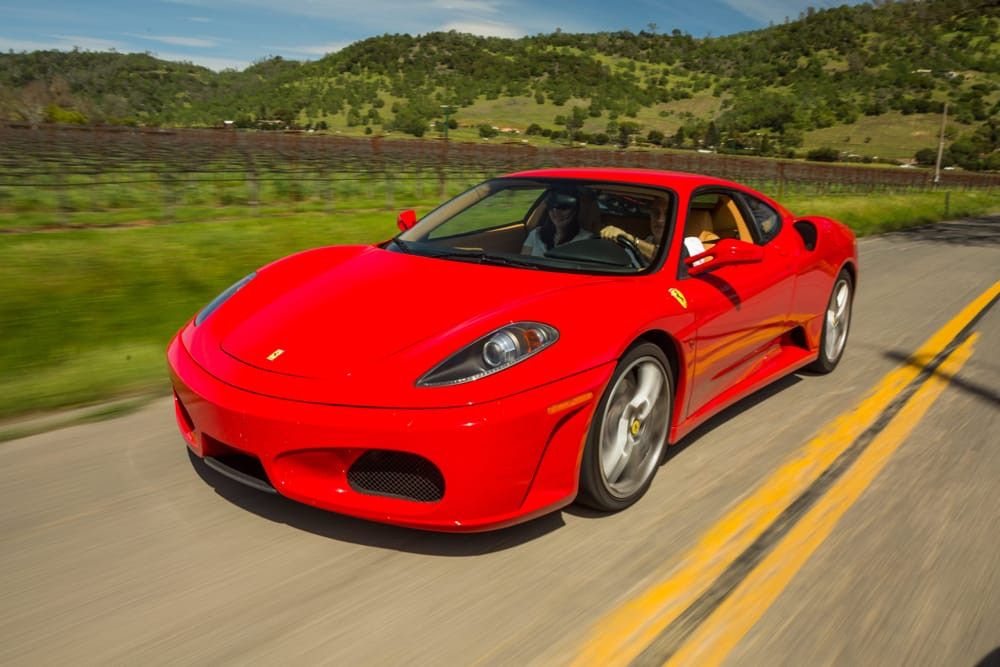 Rent a Ferrari San Francisco