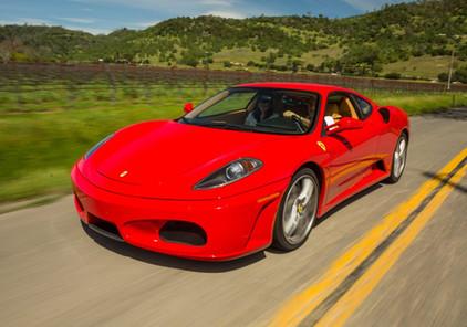 Rent a Ferrari San Francisco