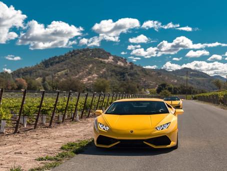 Rent and Drive a Lamborghini Huracan