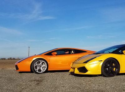 Exotic Car Drives & Tours