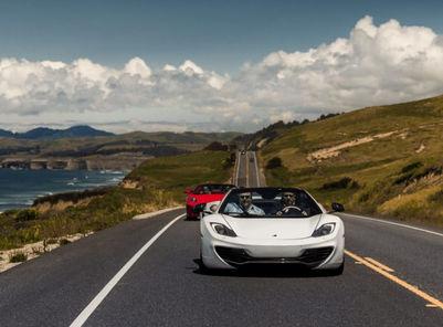 Exotic Car Drives - Bodega Bay