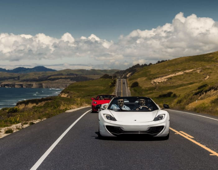 Exotic Car Drives - Bodega Bay