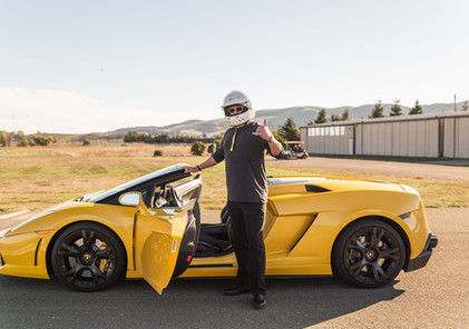 Race Exotic Cars Airstrip Challenge
