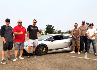 Race Exotic Cars Events
