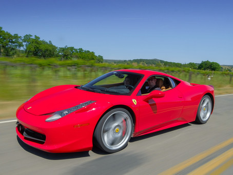 Exotic Car AutoCross Racing Experience. The Perfect Father's Day Gift!