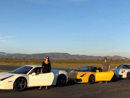 Exotic Car Daily Rentals vs. Driving Tours
