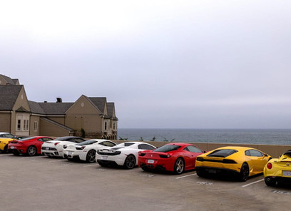 Rent Exotic Cars Corporate Events San Fr