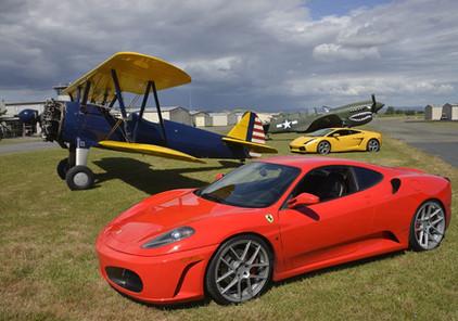 Exotic Car Airstrip Challenge