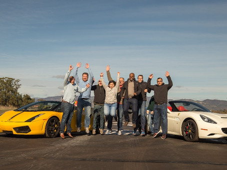 Exotic Car Racing AirStrip Challenge Events