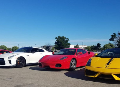 Exotic Car Corporate Rentals and Events.
