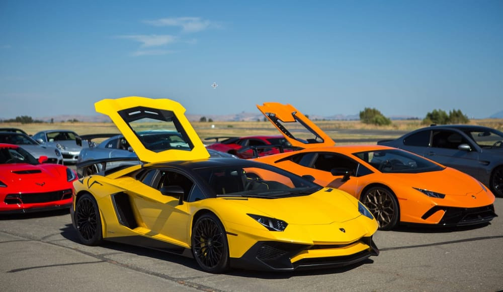 Rent Exotic Cars for Events and Weddings