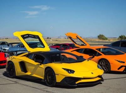 Exotic Car Events