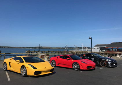 Rent Exotic Cars for Corporate Events