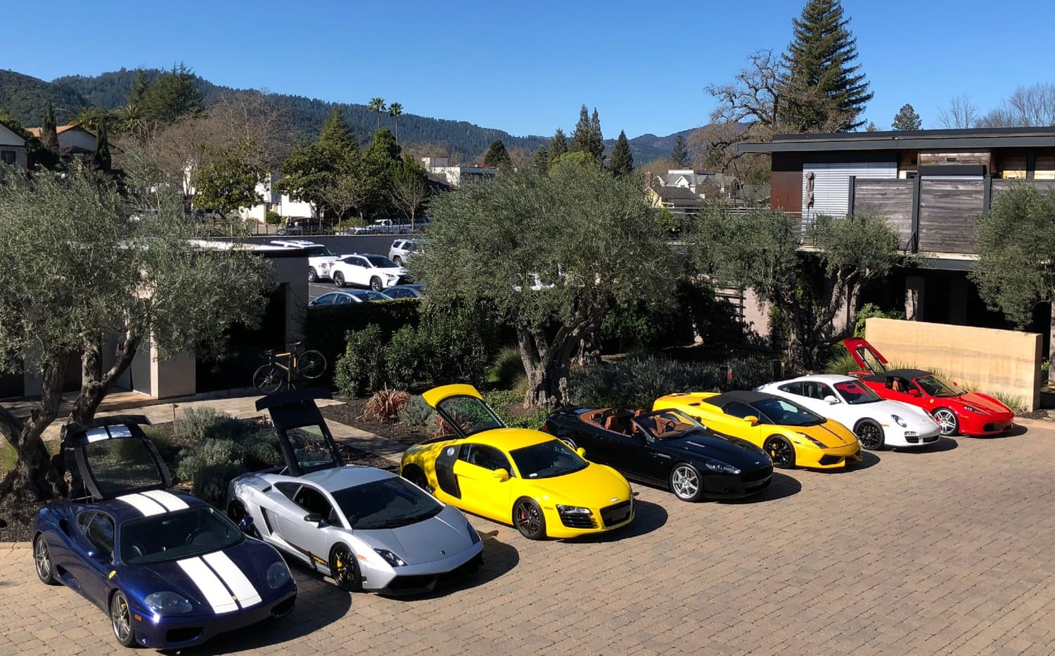 Exotic Car Rentals & Corporate Events