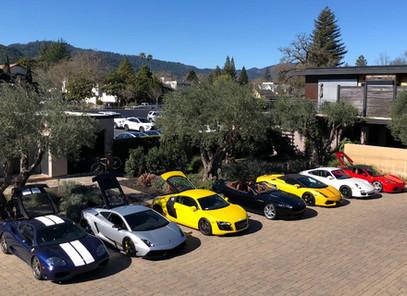 Exotic Car Rentals & Corporate Events