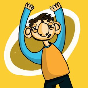 dance man !