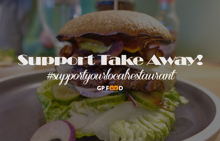 support take away