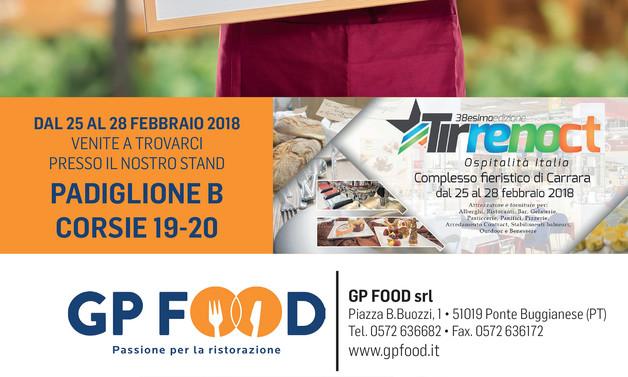 GP Food vi aspetta in fiera per la 38esima edizione Tirreno CT