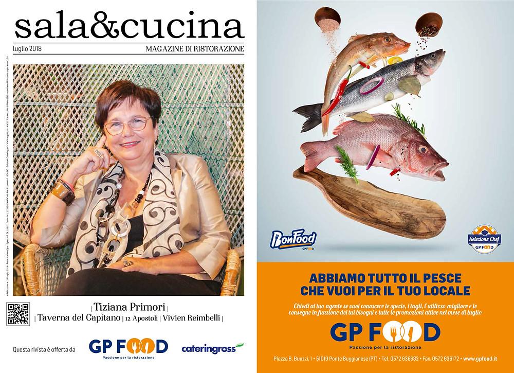 Sala&Cucina Luglio GPFood