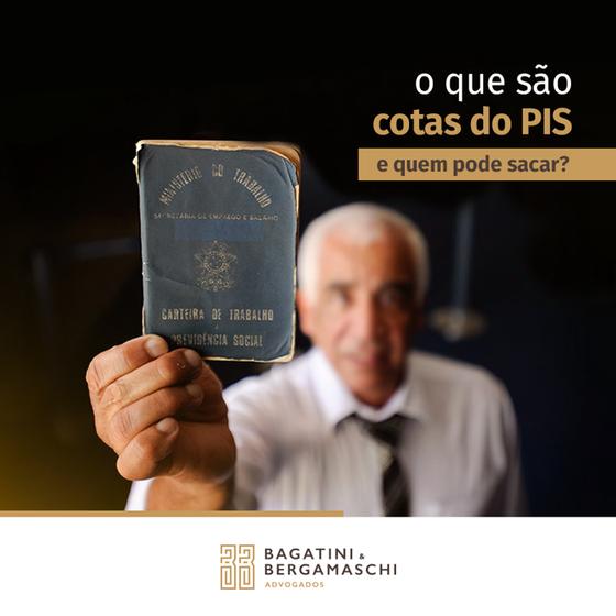 Cotas do PIS – Lei 13.677/2018