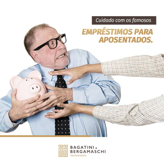 Cuidados com os famosos empréstimos para aposentados
