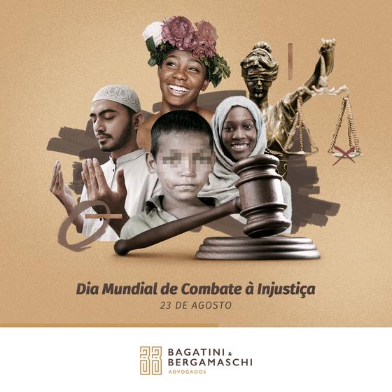 Dia Mundial de Combate à Injustiça