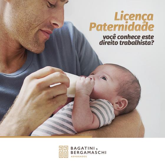Licença Paternidade - Você conhece este direito trabalhista?