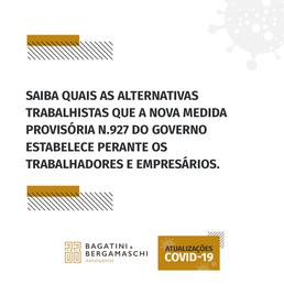 Atualizações - COVID-19