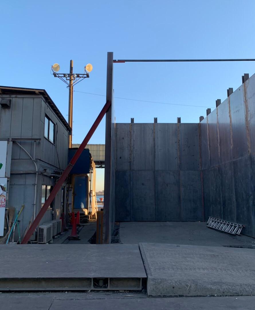 産廃処理場擁壁新規設置工事1.jpg