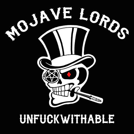 Mojave Lords UNFUCKWITHABLE COVER