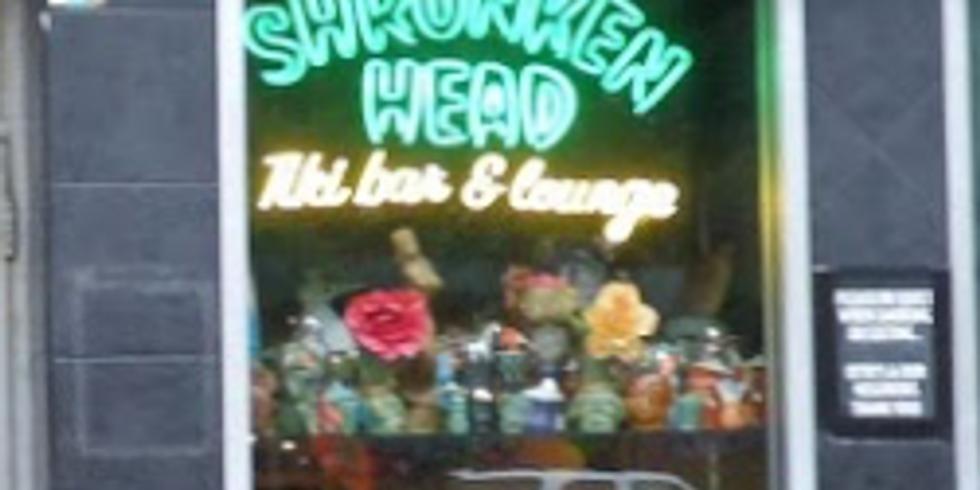 Otto's Shrunken Head