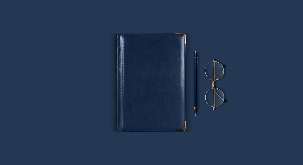 Customized 2022 Daily Diaries