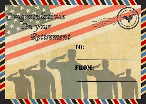 Patriotic Retirement