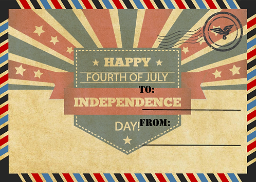 Independence Day (The 4th!)