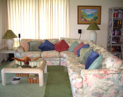 View of couch