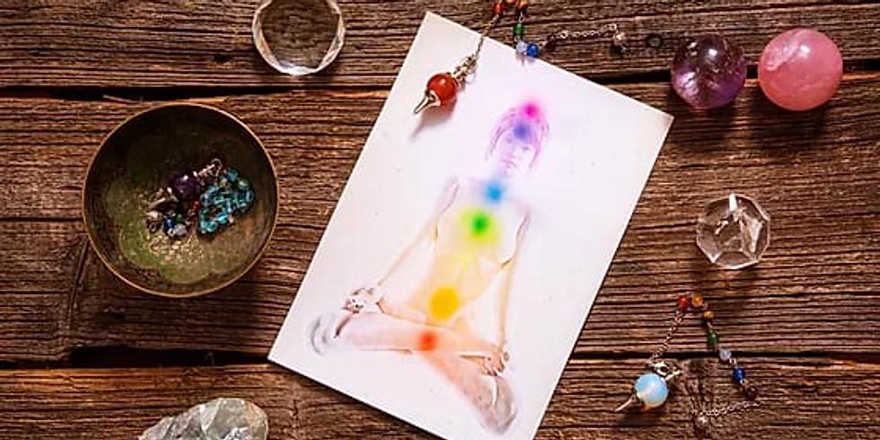 Chakra Balancing Accredited Course
