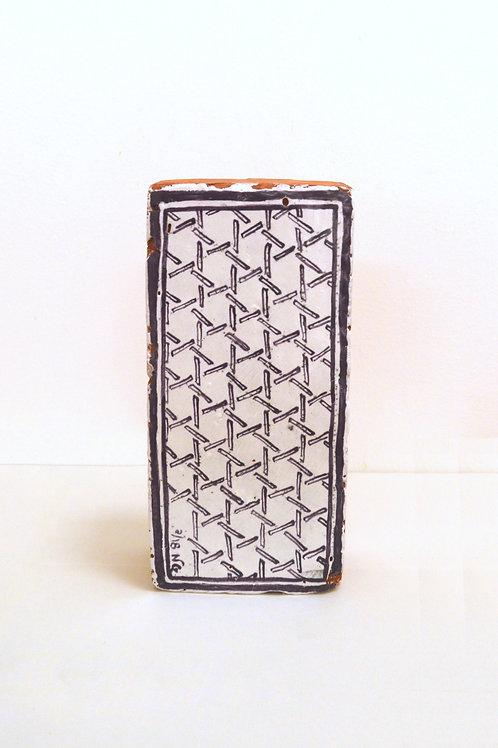 Nicki Green, Hexagram Lattice Brick