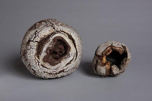 FUTAMURA YOSHIMI (1959- ), Untitled Sculptural Duo