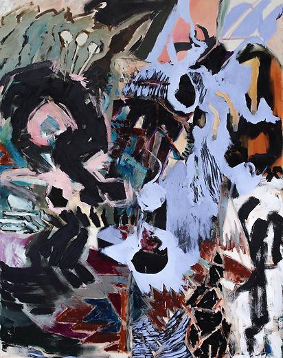 Espinosa Demetri, abstract painting