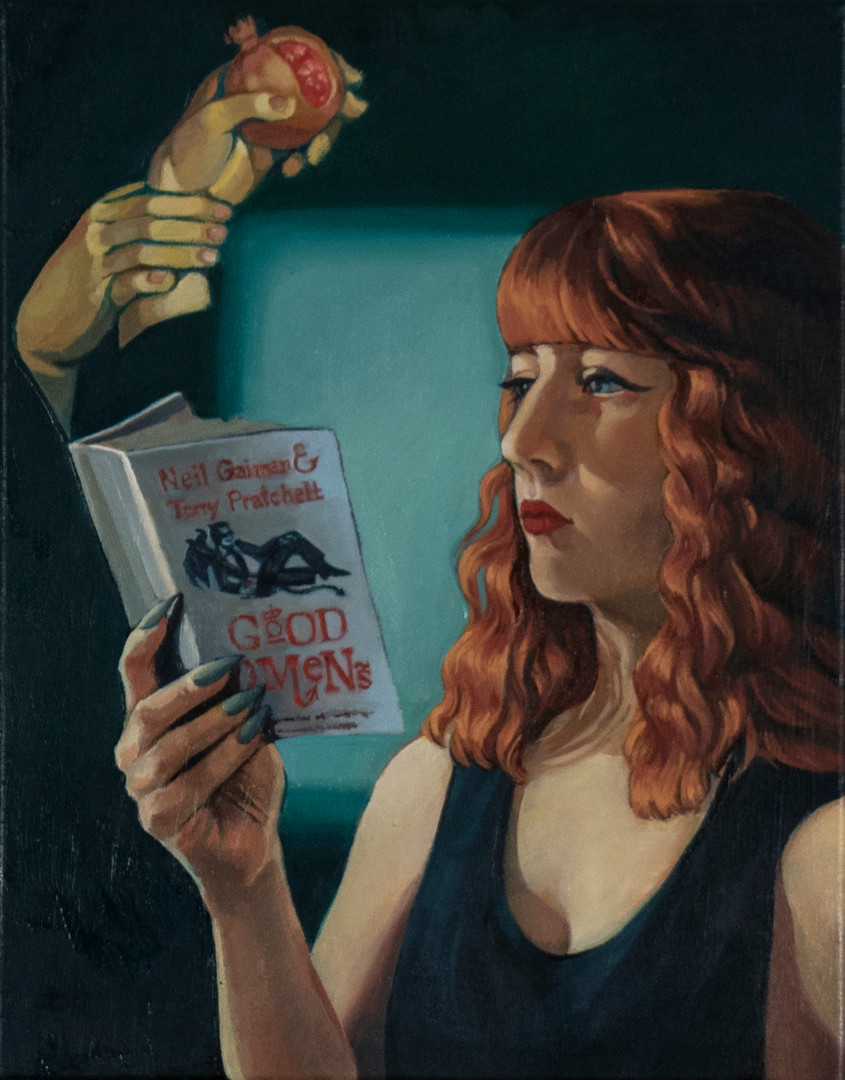 Rose Keeffe: Sarah as Persephone