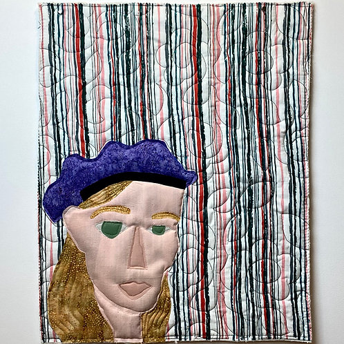 Michael Thorpe, quilt art