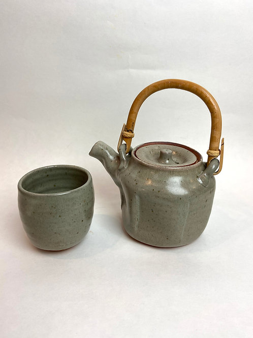 Warren MacKenzie, Teapot and yunomi