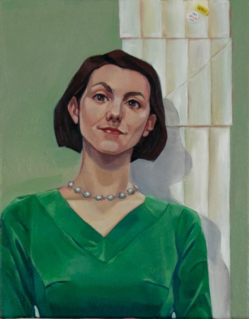 Rose Keeffe: Zoë as Athena