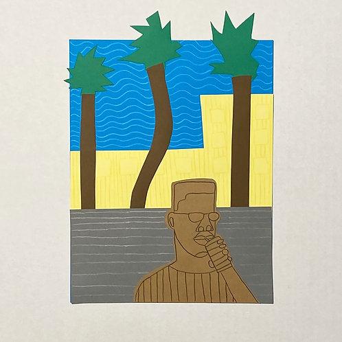 MICHAEL THORPE, Palm Trees (LA)