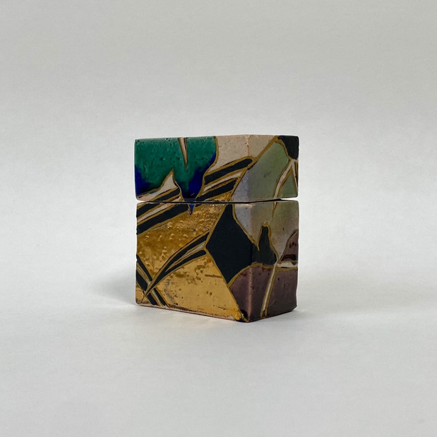 NAKAMURA TAKUO (1945-), Green Box